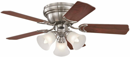 Picture of Contempra Ceiling Fan, Metal, E27