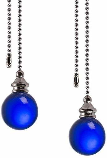 Picture of Light Pull Chain Extension with Crystal Ball