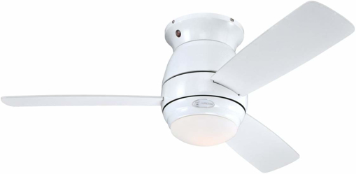 Picture of Indoor Ceiling Fan Kit with Opal Frosted Glass