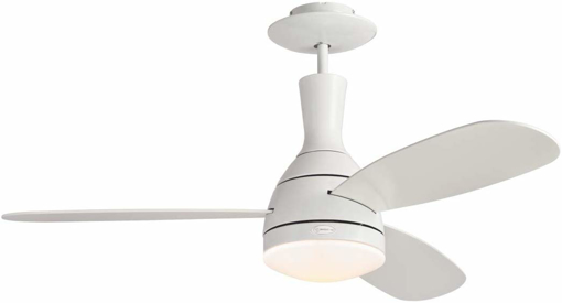 Picture of CUMULUS Ceiling Fan, Metal, R7s, 80 W, White