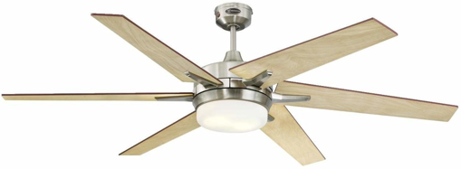Picture of Cayuga Ceiling Fan, E27, Metal