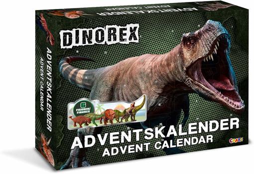 Picture of Premium Advent Calendar DINOREX Dinosaur Dino