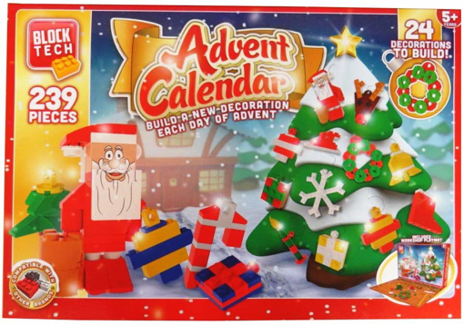 Picture of Christmas Advent Calendar 239