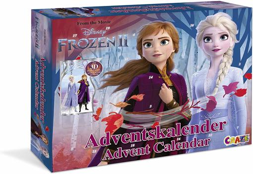 Picture of Premium Advent Frozen 2 2019 Toy Calendar