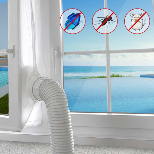 Picture of 400CM Window Seal for Portable Air Conditioner And Tumble Dryer
