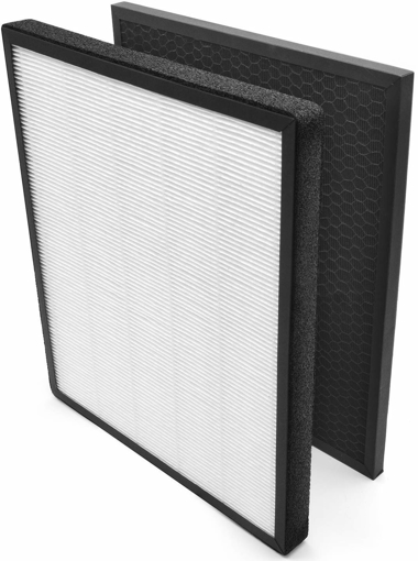 Picture of Levoit Air Purifier LV-PUR131 Replacement Filter,True HEPA and Activated Carbon Filters Set.