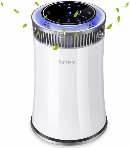 Picture of 5 Speed Air purifier with 25dB HEPA & Active Carbon Filters