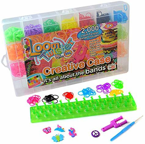 Picture of Loom Bands Twister Case Kit