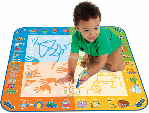 Picture of Classic Large Water Doodle Mat