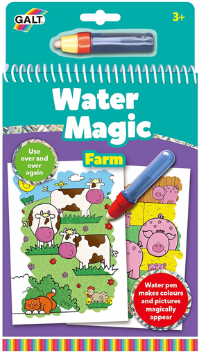 Picture of Water Magic Farm, Colouring Book for Children