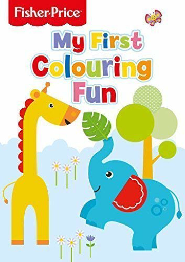 Picture of Fisher Price My First Colouring Book