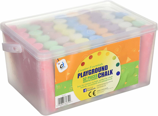 Picture of Colour Jumbo Playground Chalk