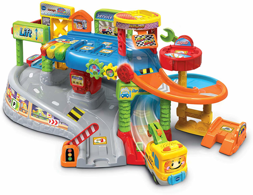 Picture of Toot-Toot Drivers Garage, Kids Toy Garage