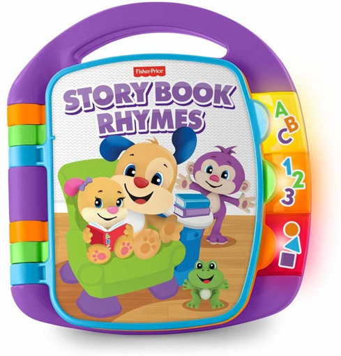 Picture of Laugh and Learn Story, Rhymes, Electronic Educational