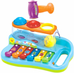 Picture of Early Education 1 Year Olds Baby Toy Enlighten Xylophone with 3 Color Hammer for