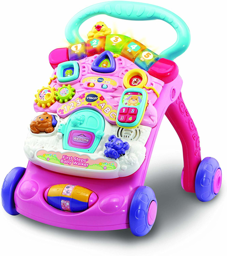 Picture of Baby Walker, Pink