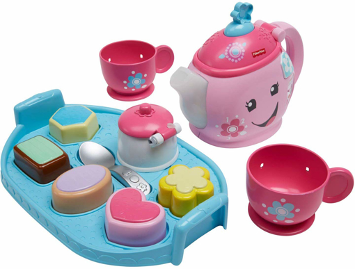 Picture of Laugh and Learn Sweet Manners Tea Playset
