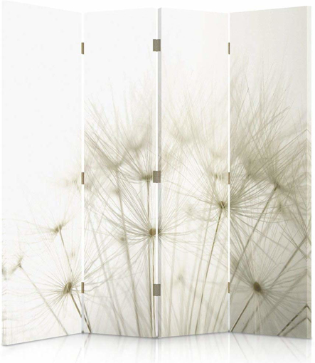 Picture of Canvas Screen, Decorative RoomDivider, Paravent,