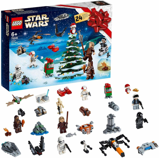 Picture of Star Wars Advent Calendar 2019 Christmas Countdown Building Set
