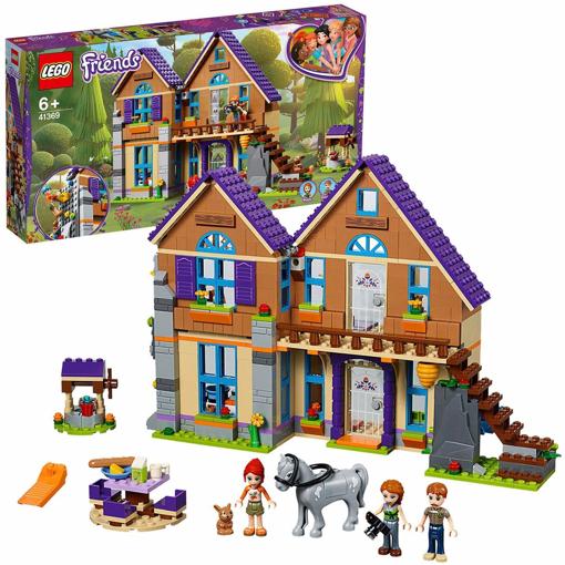 Picture of Friends Mia's House Set, 3 mini-dolls Rabbit