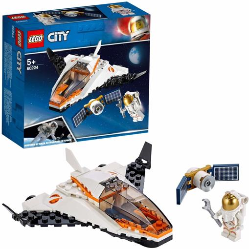 Picture of City Satellite Service Mission Mini Space