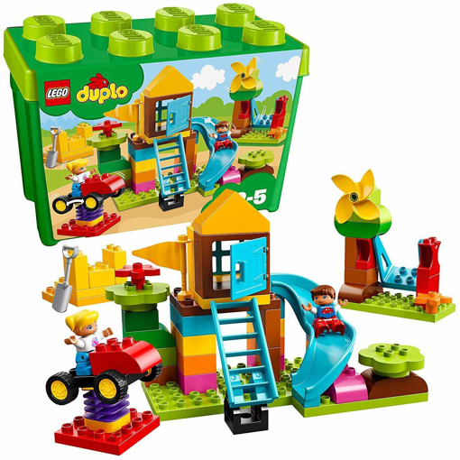 Picture of DUPLO My First Large Playground Brick Box