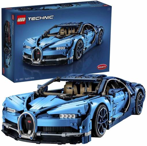 Picture of Technic Bugatti Chiron Super Sports Car Exclusive Collectible Model