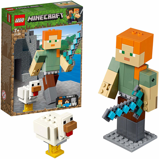 Picture of Chicken Action Figures Building Set