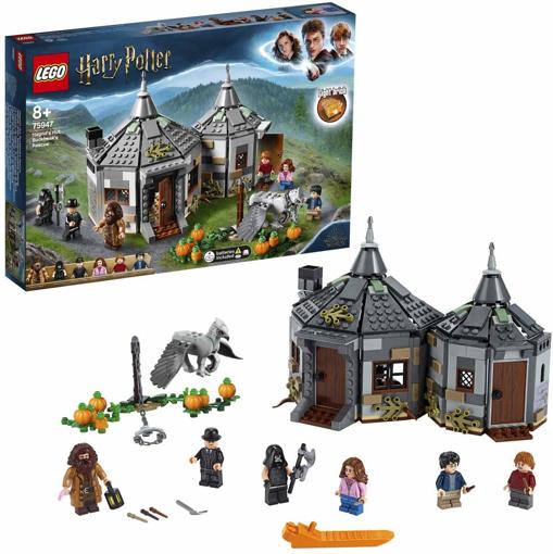 Picture of Harry Potter Hagrid's Hut: Buckbeak's Rescue Playset