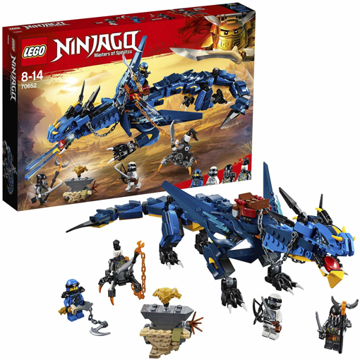 Picture of NINJAGO Stormbringer Dragon Toy