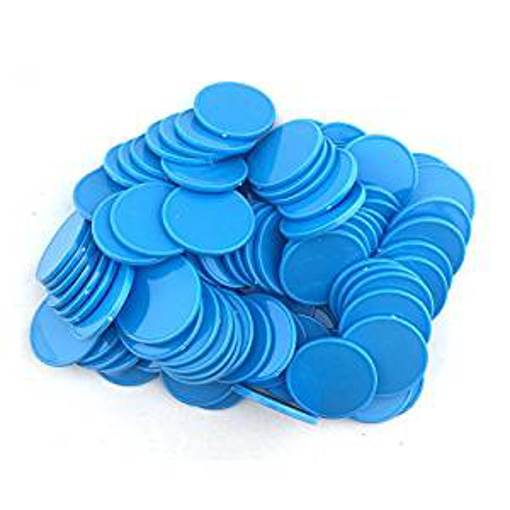 Picture of Smartdealspro Set of 100 25MM Opaque Plastic