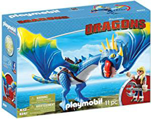 Picture of Playmobil 9247 DreamWorks Dragons Astrid and Stormfly