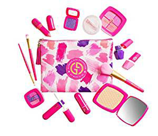 Picture of Glamour Girl Pretend Play Makeup Kit by Make it Up Ages 3 4 5 6