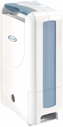 Picture of EcoAir DD122 Simple Desiccant Dehumidifier, 7 L - Blue