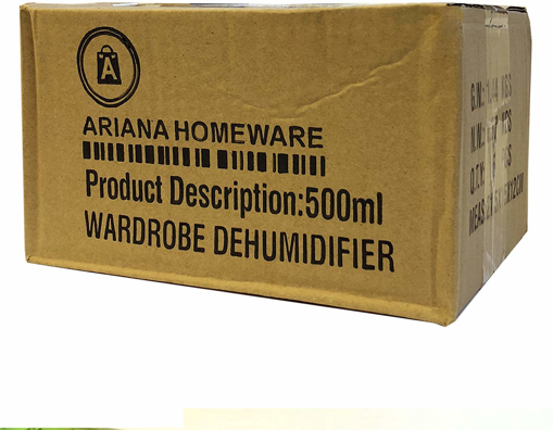 Picture of ARIANA HOMEWARE® 12 x Wardrobe Dehumidifier