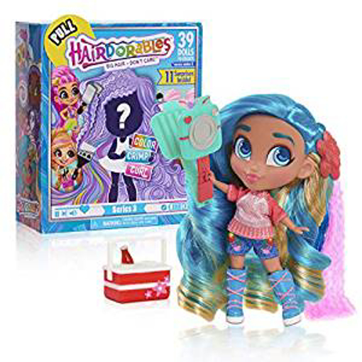 Picture of Hairdorables Dolls Assortment - Series 3