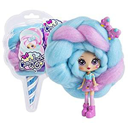 Picture of Candylocks 6052311 - Scented Collectible Surprise Doll