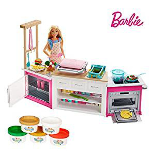 Picture of Barbie FRH73 CAREERS Ultimate Kitchen