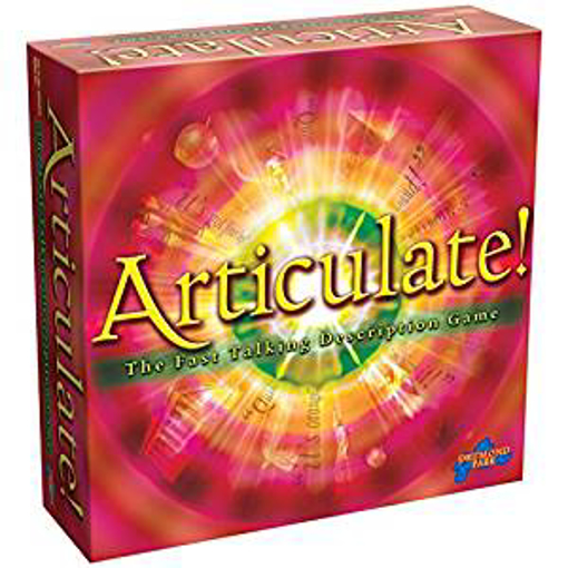 Picture of Drumond Park Articulate Family Board Game - The Fast Talking Description Game | Family Games For Adults And Kids Suitable From 12+ Years