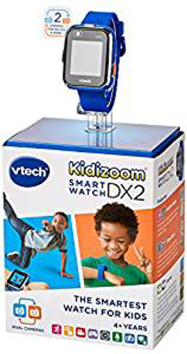 Picture of Vtech 193803 Kidizoom Smart Watch DX2 Toy - Blue