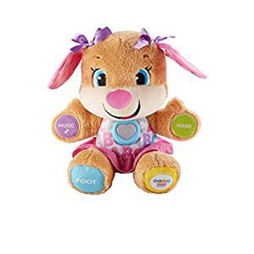 Picture of Fisher Price FPP51 Laugh and Learn Smart Stages First Words Sis
