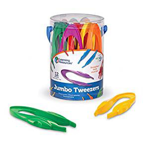 Picture of Learning Resources Jumbo Tweezers