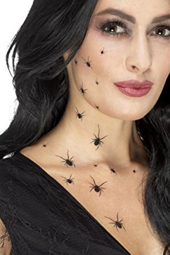 Picture of Temporary Tattoos (5 sheets) - Nitefall(TM) Wounds