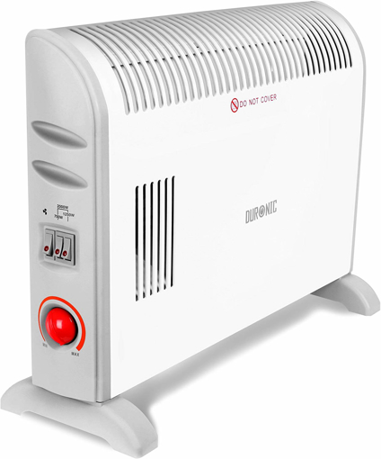 Picture of Duronic Convector Heater HV120 | 2kW/2000w | Electric