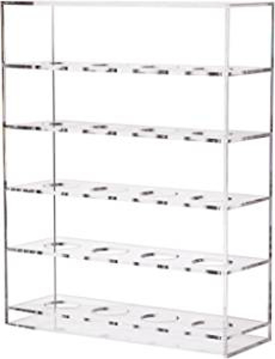 Picture of Longridge 20 Ball Perspex Golf Ball Display - Clear