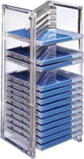 Picture of Hama Nexus CD & Office Rack 20 - Silver