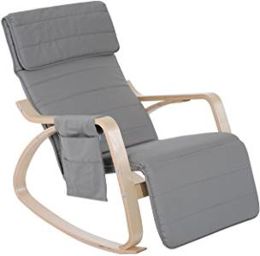 Picture of Rocker Rocking Lounge Chair Recliner Relaxation Lounging Relaxing Seat