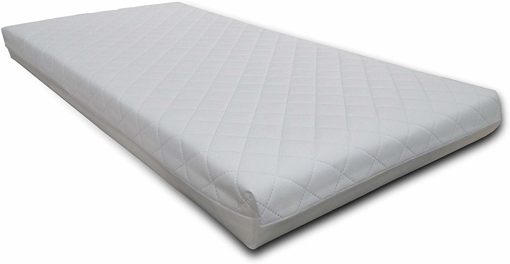 Picture of 95X65X7.5 cm Extra Thick Deluxe Foam Travel Cot Mattress