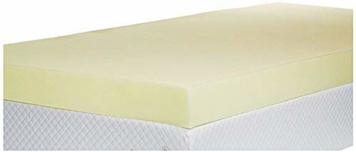 Picture of Memory Foam Mattress Topper, 4 inch - UK Double