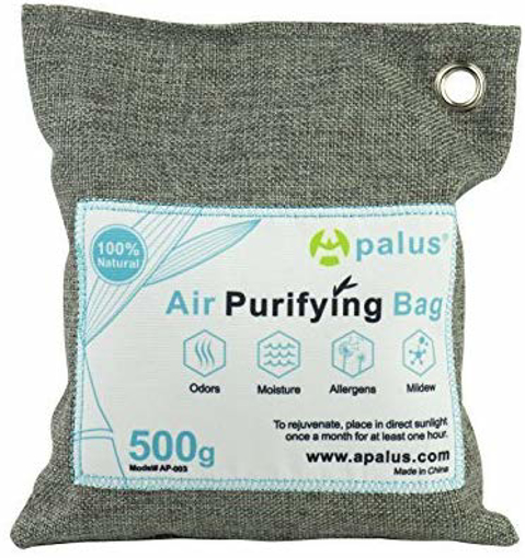 Picture of Air Purifying Bag Odor Eliminator for Cars | Kitchen